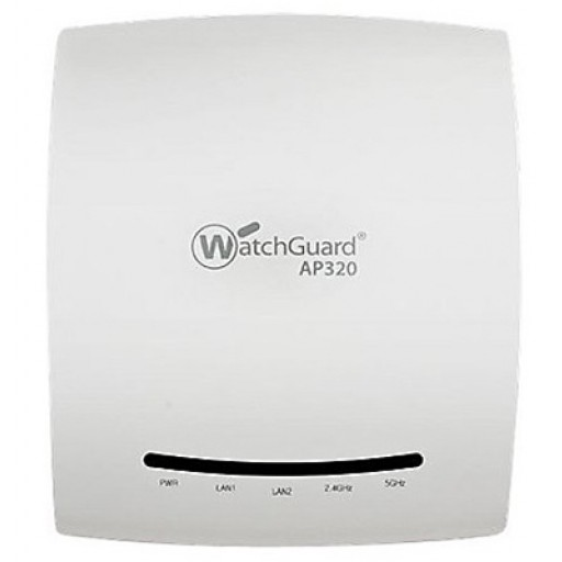 WatchGuard WGA32443, AP320 with 3 Years Standard Support