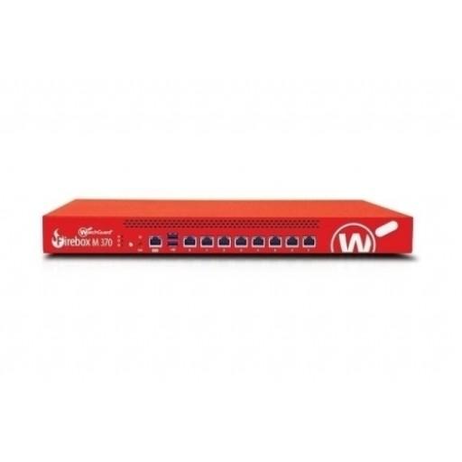 WatchGuard WGM37001, Firebox M370 with 1 Year Standard Support
