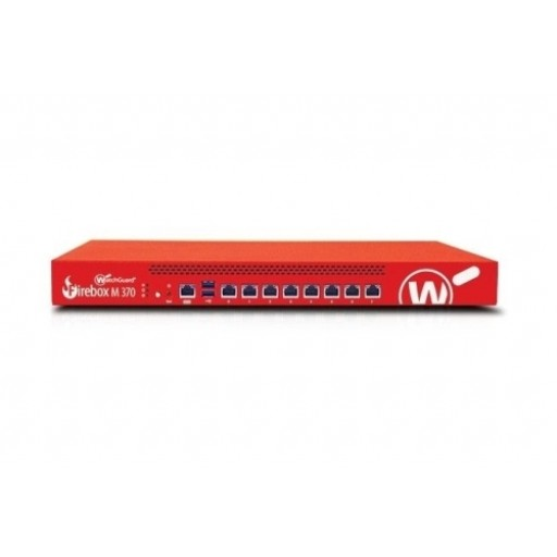 WatchGuard WGM37643, Firebox M370 with 3 Years Total Security Suite