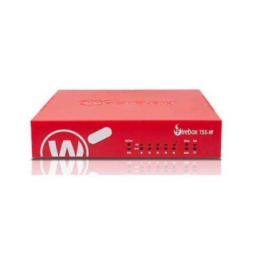 WatchGuard WGT56083-WW, Firebox T55-W with 3 Years Basic Security Suite