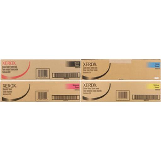 Xerox 006R0124 Toner Cartridge Valuepack, Workcenter C226 - 4 Colour Genuine