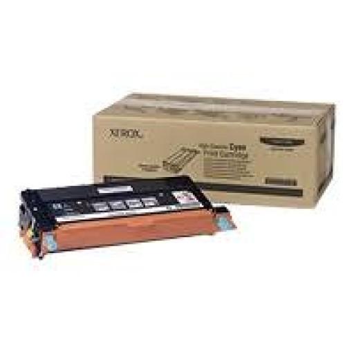 Xerox 113R00733 Toner Metered CTG Yellow, Phaser 6180 - Genuine