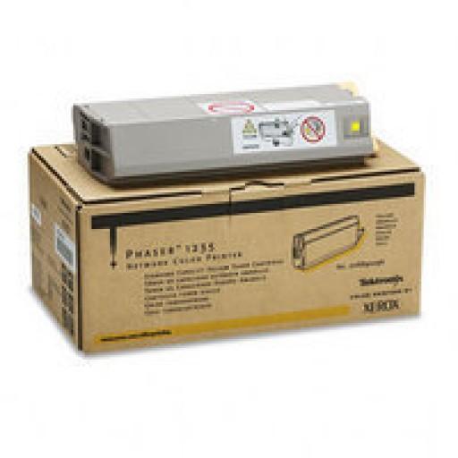 Xerox 006R90296 Toner Cartridge- Yellow, Phaser 1235- Genuine
