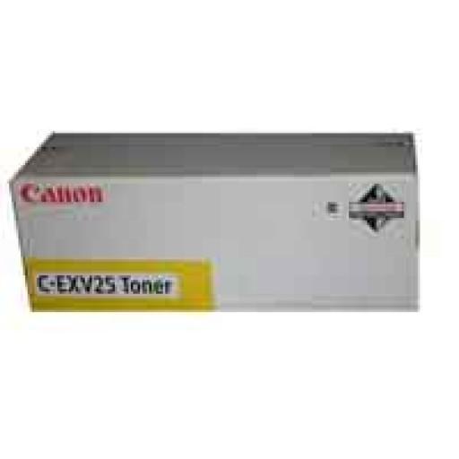 Canon 2551B002AA, Toner Cartridge Yellow, ImagePress C6000- Original