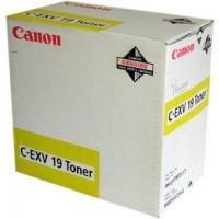 Canon 0400B002AA, Toner Cartridge Yellow, ImagePRESS C1- Original