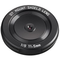 Pentax Q 07 Mount Shield Lens 11.5mm F9