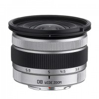 Pentax Q 08 Wide Zoom 3.8mm-5.9mm F3.7-F4 Lens