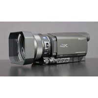 Sony FDR-AX100, 4K HD Camcorder
