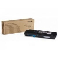 Xerox 106R02233, Toner Cartridge HC Cyan, Phaser 6600, WorkCentre 6605- Original