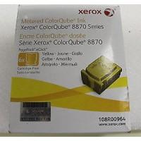 Xerox 108R00964, Metered Ink Cartridge Yellow, ColorQube 8570, 8870- Original