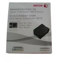 Xerox 108R00965, Metered Ink Cartridge Black, ColorQube 8570, 8870- Original