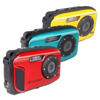 """16MP 2.7"""" Waterproof Digital Video Camera / Underwater DV Camcorder"""