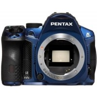 Pentax Imaging K-30 Blue Digital SLR - Body Only