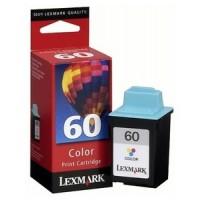 Lexmark 17G0060E No.60 Ink Cartridge - Tri-Colour Genuine