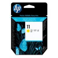 HP C4813AE, No.11, Yellow Printhead, 1000, 1100- Original