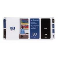 HP C4960A No.83 Black Printhead Genuine