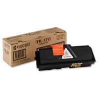 Kyocera TK-170, Toner Cartridge Black, FS1320D, FS1370DN- Genuine