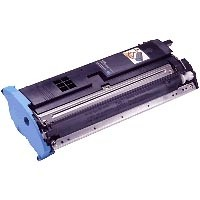 Epson C13S050036, Toner Cartridge Cyan, C1000, C2000- Original
