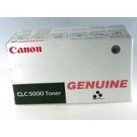 Canon 6601A002AA, Toner Cartridge Black, CLC4000, CLC5000- Original