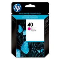 HP 51640CE No.40 Ink Cartridge - Magenta Genuine