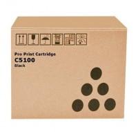 Ricoh 828225, Toner Cartridge Black, Pro C5110S, C5100S- Original