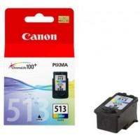 Canon CL-513, Ink Cartridge HC Colour, PIXMA MP260, MP2702, MX320, MX330- Original