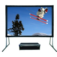 Sapphire RapidFold SFFS365FR, Manual Projection Screen