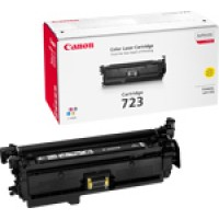Canon 2641B002AA, Toner Cartridge- Yellow, LBP7750CDN- Genuine