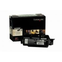Lexmark 64016SE, Toner Cartridge- Black, T640, T642, T644- Genuine