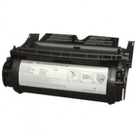 Lexmark-Xerox 106R01555 Lexmark T520, T522, X520, X522 Toner Cartridge - HC Black Compatible (12A6835)