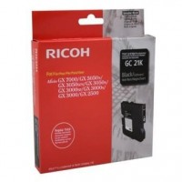 Ricoh 405532, Gel Cartridge Black, GX2500, GX3000, GX3050- Original