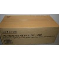 Ricoh 406643, Fuser Unit Maintenance Kit, Type 220, SP4100, SP4110,  SP4210- Original