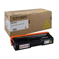 Ricoh 407546, Toner Cartridge Yellow, SP C250DN, C252, C260, C261- Original