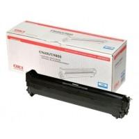 Oki 42918107, Image Drum Cyan, C9600, C9650, C9800, C9850- Genuine