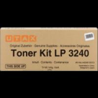 UTAX 4424010110, Toner Cartridge- Black, CD1340, CD1440, LP3240, CD5140, CD5240- Original