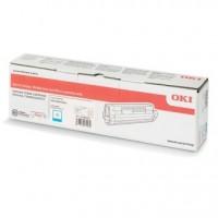 Oki 47095703, Toner Cartridge Cyan, C824, C834, C844- Original