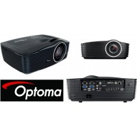 Optoma EH501, DLP Projector