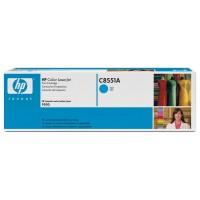 HP C8551A, Toner Cartridge- Cyan, LaserJet 9500- Original