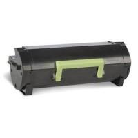 Lexmark 602X, Extra HC Return Program Toner Cartridge- Black, MX510, 511- Genuine