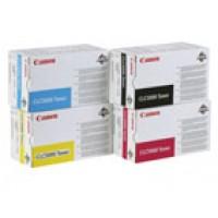 Canon 6602A002AA, Toner Cartridge Cyan, CLC3900, 4000, 5000, 5100- Original