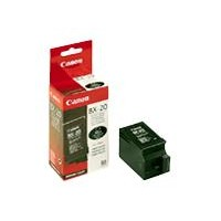 Canon 0896A002AA BX-20 Ink Cartridge - Black Genuine