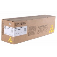 Ricoh 828307, Toner Cartridge Yellow, Pro C651, C751- Original
