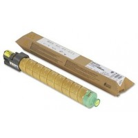 Ricoh 842041, Toner Cartridge Yellow, MP C300, C400- Original