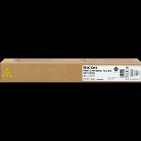 Ricoh 842058, Toner Cartridge Yellow, MP C2030, C2050, C2530, C2550- Original