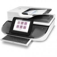 HP Digital Sender Flow 8500fn2, Flatbed Scanner