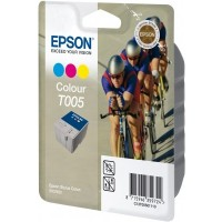 Epson T005 Ink Cartridge - 3 Colour Multipack Genuine