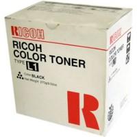Ricoh 887890 Toner Cartridge Black, Type L1, AC6010, AC6110, AC6513 - Genuine