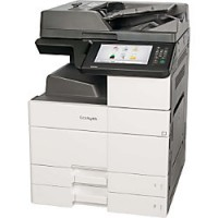 Lexmark mx910de, large-format monochrome Laser Printer