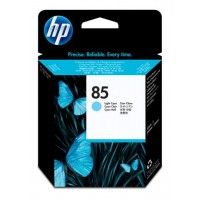 HP C9423A No.85 Ink Cartridge - Light Cyan Printhead Genuine