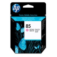 HP C9424A No.85 Ink Cartridge - Light Magenta Printhead Genuine